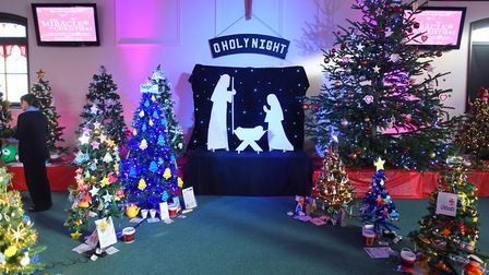 The Salvation Army are holding their Charity Christmas Tree Festival again this year Picture: GREGG