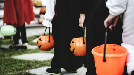 Suffolk police is urging trick or treaters to act responsibly Picture: GETTY IMAGES/iSTOCKPHOTO