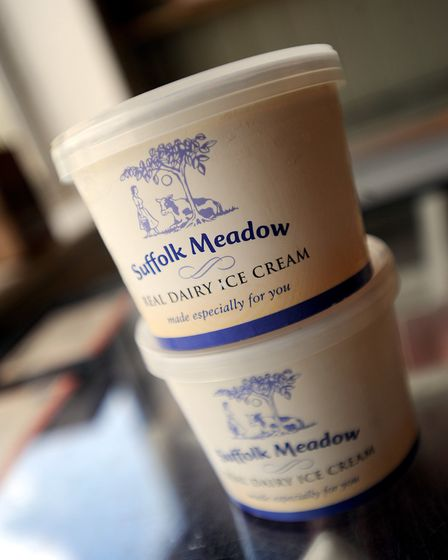 Some Suffolk Meadow products. Suffolk Meadow Ice Cream is separately owned, and is not affected by t