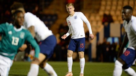If Flynn Downes is selected for England U20s, Ipswich Town will almost certainly call off their game
