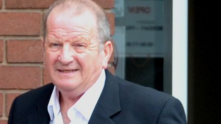Convicted fraudster David Waters Picture: ARCHANT