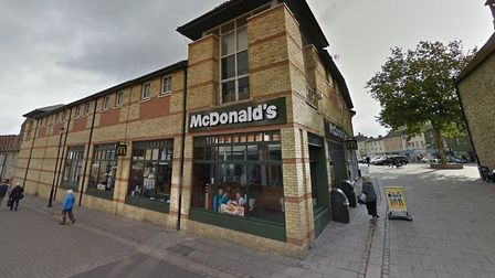 Police are appealing for witnesses after a racist incident in Bury St Edmunds on Monday, October 28