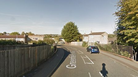 Emergency services were called to area of Greenfield Way in Haverhill Picture: GOOGLE MAPS