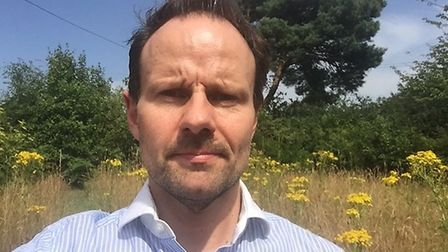 James Mallinder, Conservative cabinet member for the environment at East Suffolk Council, said effor