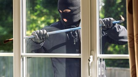 23 homes a day in Essex were burgled in the past year Picture: GETTY IMAGES/iSTOCKPHOTO