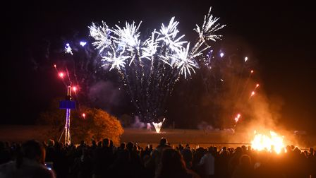 The Big Night Out will be back with a bang this Friday Picture: GREGG BROWN