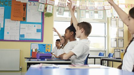 Nearly 10,000 pupils were 'persistently absent' from schools in Suffolk in the first two terms of la