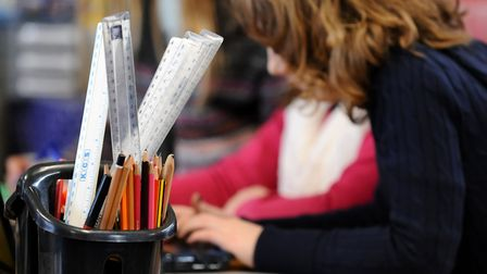 Secondary school children were more likely to repeatedly miss classes than primary school pupils Pic