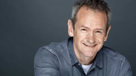 Alexander Armstrong is bringing his first stand-up tour to the Ipswich Regent in November Photo: Tre