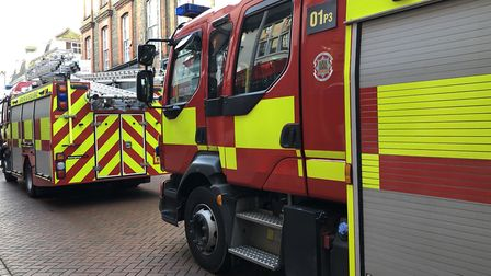 Suffolk Fire and Rescue Service said the public did not need to be alarmed that one in four auditted