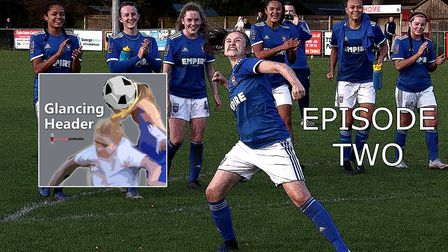 Katy Sandalls, Ross Halls and Tom Whitby are back with the second edition of the Glancing header pod
