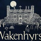 Part of the cover of the paperback version. 'I wrote Wakenhyrst to entertain, and I hope people don�