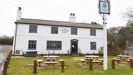 The Butley Oyster's Brewhouse has produced its first ale. Picture: GREGG BROWN