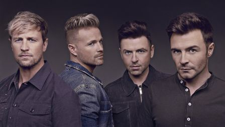 Westlife will tour the UK in 2020 which includes a date at Colchester Castle Park on Saturday July 1