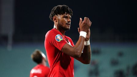 Former Ipswich Town star Tyrone Mings made his England debut in Bulgaria last night