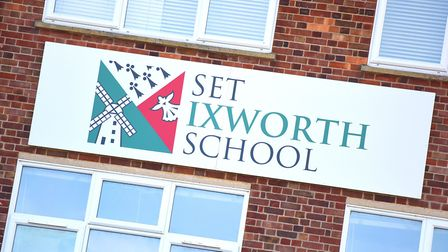 Ixworth School has received a 'Good' rating from Ofsted inspectors Picture: GREGG BROWN