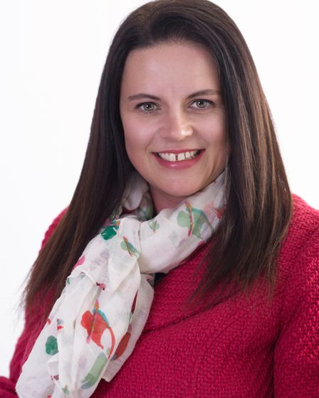Beccy Hopfensperger, cabinet member for adult care Picture: SIMON LEE PHOTOGRAPHY
