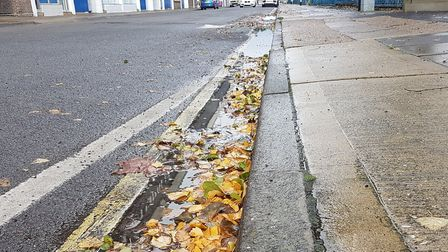 Heavy rain may be causing problems - but we need much more of it, says the Environment Agency. Pictu