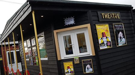 First look inside refurbished theatre at Stonham Barns Picture: RACHEL EDGE