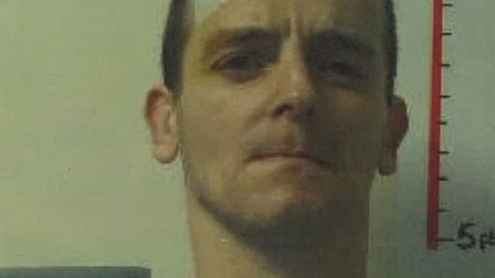 Andrew Doherty has been returned to prison after going missing from Hollesley Bay Picture: SUFFOLK C