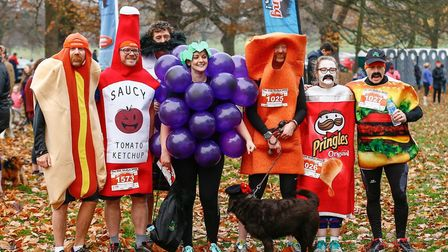 The MoRun is set to take place in Chantry Park, Ipswich on Saturday, November 23. Picture: BRAND NAT