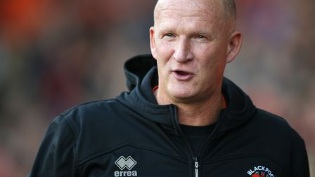 Blackpool manager Simon Grayson has got four different teams promoted from League One. Photo: PA