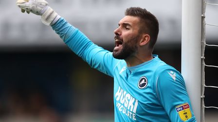 Ipswich Town goalkeeper Bartosz Bialkowski is currently on loan at Millwall. Picture: PA