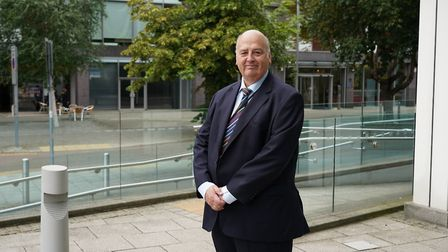 SCC Cllr Nick Gowrley Picture: SUFFOLK COUNTY COUNCIL
