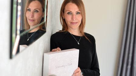 Debbie Watson has launched Wednesdays Child to help those struggling with mental health. Picture: W