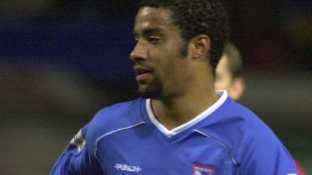 Richard Logan made his debut in 1998. Picture: ARCHANT