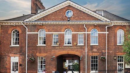 The Rutland Arms in Newmarket has planning permission in place for an extensive refurbishment Pictur