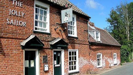 The Jolly Sailor in Orford is one of the pubs taking part