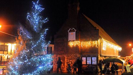 A spectacular Christmas event is due to take place in Aldeburgh after last year's event was cancelle