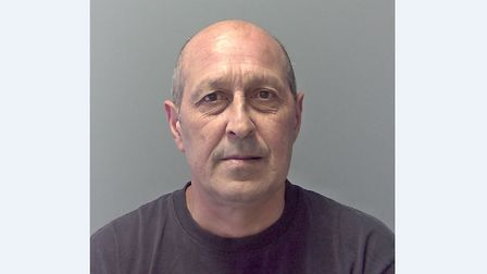 Phillip Embery, 56, from Newmarket, is wanted by police for breaching the terms of a suspended priso