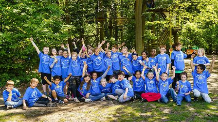 Go Ape has won the title UK's Best Attraction in the 2019 School Travel Awards. A school party explo
