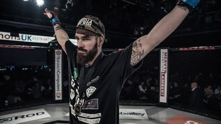 Scott Butters has announced his retirement after his fight with Kingsley Crawford at Cage Warriors 1