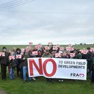 New housing has already provoked opposition, such as here in Framlingham, but the region needs even