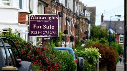 A lack of housing supply has driven up prices Picture: SIMON PARKER