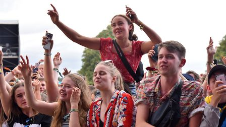 Latitude has been nominated for two major festival awards for 2019. Picture: Archant