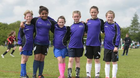 Wildcats clubs exist up and down Suffolk Picture: SARAH LUCY BROWN