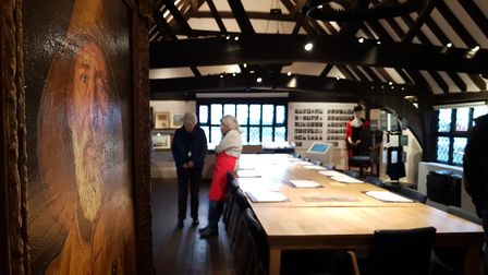 Aldeburgh Museum reopened this weekend after a near �750k refurb and redesign Picture: RACHEL EDGE