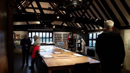 Aldeburgh Museum reopened this weekend after a near £750k refurb and redesign Picture: RACHEL EDGE