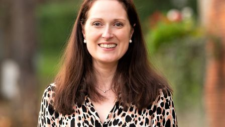 Shona Norman is the first female head teacher ever to be appointed at Woodbridge School Picture: WOO