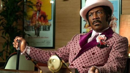 Eddie Murphy gets a rave review for his latest performance in Dolemite is my Name. Picture: IMDb