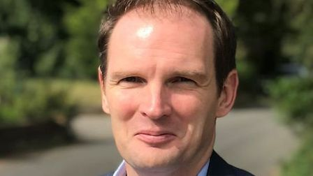 Dr Dan Poulter has been MP for the constituency since 2010. Picture: NEIL PERRY