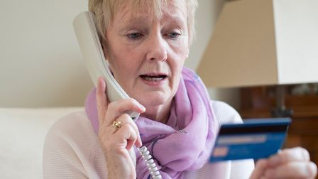Don't get trapped by fraudulent cold callers Picture: Getty Images/iStockphoto