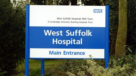 The maternity services at West Suffolk Hospital have been found to not meet national guidelines acco