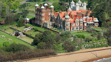 Bawdsey Manor played a critical part in the war effort, hosting the team that developed radar to hel