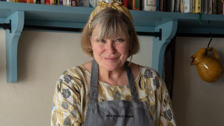 Linda Duffin is launching Mrs Portly's Kitchen Classes in January 2020 Picture: Made in East Anglia