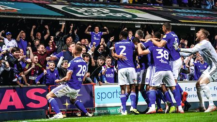 Ipswich Town are second in League One with two games in hand - but should fans be worried? Picture: